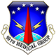 Logo: 90th Medical Group - F.E. Warren Air Force Base